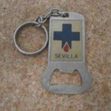 Collezionismo di Portachiavi: LLAVERO DONANTES DE SANGRE SEVILLA ABRIDOR LLAV-4297. Lote 45293938