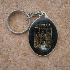 Coleccionismo de llaveros: LLAVERO SEVILLA LLAV-4346. Lote 45350588
