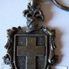 Coleccionismo de llaveros: LLAVEROS DE APELLIDOS DELGADO. Lote 45776967