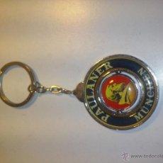 Coleccionismo de llaveros: LLAVERO CERVEZA PAULANER MUNCHEN. Lote 46232300