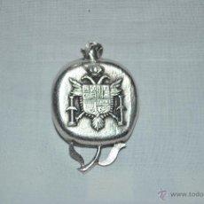Coleccionismo de llaveros: LLAVERO DE PLATA ANTIGUO ,1948. Lote 46952330