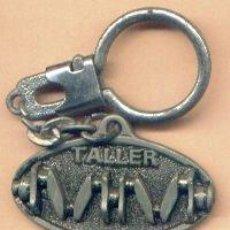 Coleccionismo de llaveros: LLAVERO PUBLICIDAD TALLER REPARACION AUTOMOVILES VICENTE VALLES. CONSTANTI. TARRAGONA. METAL.. Lote 47652935