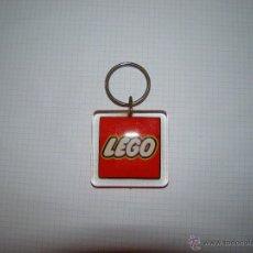 Coleccionismo de llaveros: ANTIGUO LLAVERO LEGO - DUPLO. Lote 48225288