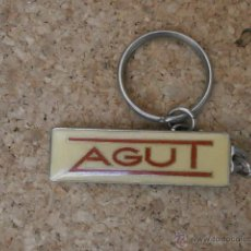 Colecionismo de porta-chaves: LLAVERO AGUT LLAV-5552. Lote 50035763
