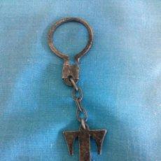 Coleccionismo de llaveros: LLAVERO DE PLATA. Lote 51716608