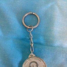 Coleccionismo de llaveros: LLAVERO DE PLATA. Lote 51716655