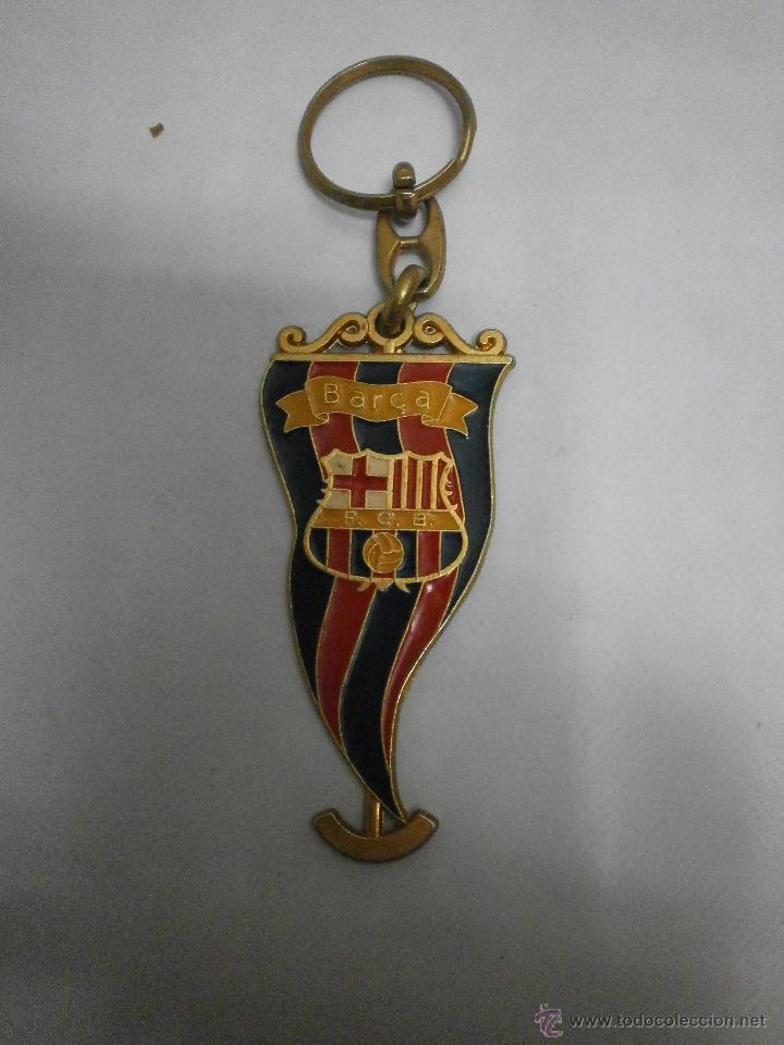 Llavero f.c. barcelona barça reverso bandera ca - Vendido en Venta ... eca9bd0487b