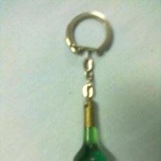 Coleccionismo de llaveros: BOTELLA IZARRA LLAVERO LICOR VASCO. Lote 52724769