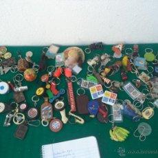 Coleccionismo de llaveros: 82 LLAVEROS PARA COLECCIONAR. Lote 53253366