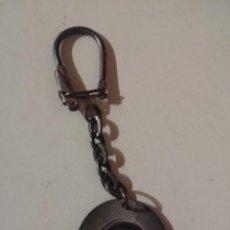 Colecionismo de porta-chaves: LLAVERO MONEDA 5 PTAS JUAN CARLOS I. Lote 53607010