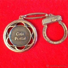 Coleccionismo de llaveros: LLAVERO CAJA POSTAL. Lote 53886113