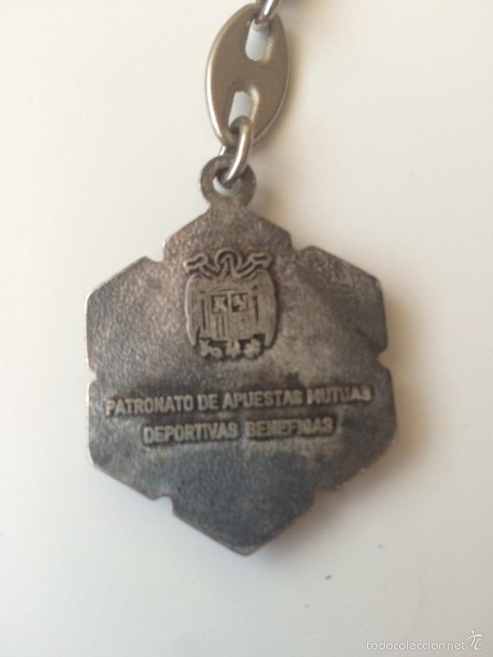Coleccionismo de llaveros: Llavero Quiniela / Llavero Antiguo / Llavero metalico - Foto 3 - 57230618