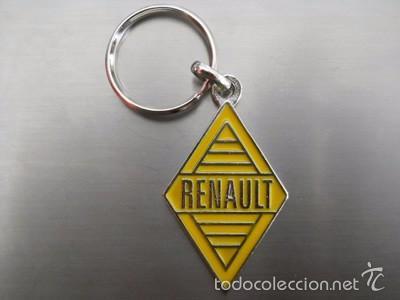 LLAVERO RENAULT (Coleccionismo - Llaveros)
