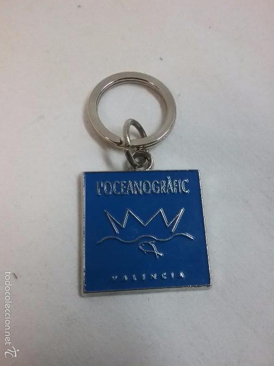 Llavero souvenir l 39 oceanografic valencia comprar for Oceanografic valencia precio 2016