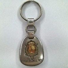 Colecionismo de porta-chaves: LLAVERO S.M EL REY JUAN CARLOS I. Lote 59945487
