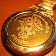 Coleccionismo de llaveros: LLAVERO ACADEMIA GENERAL MILITAR ZARAGOZA. Lote 60181579