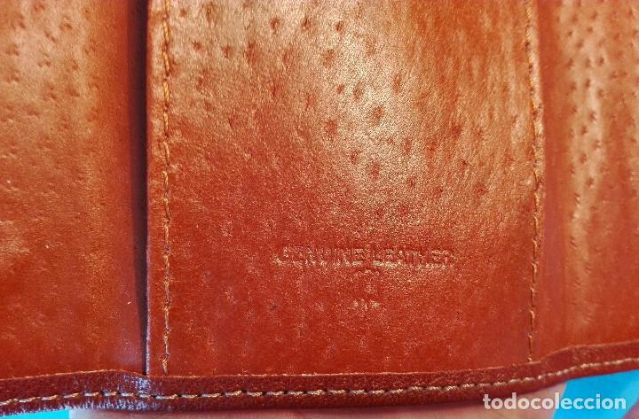 Coleccionismo de llaveros: LLAVERO DE PIEL PETUSCO. Envío: 1,30 € *. - Foto 7 - 61481007