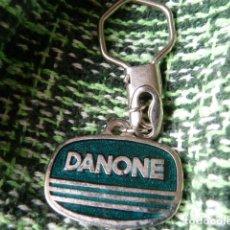 Coleccionismo de llaveros: DANONE -LLAVERO -. Lote 67683089
