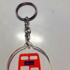 Collectionnisme de portes-clés: LLAVERO BUS. Lote 68999729