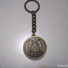 Coleccionismo de llaveros: LLAVERO ESPAÑA INDIVISIBLE. Lote 69737921