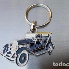 Coleccionismo de llaveros: LLAVERO CHRYSLER TOURING 1924. Lote 133174735