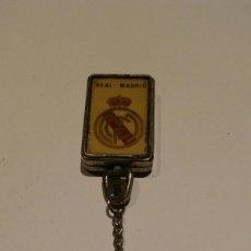 Colecionismo de porta-chaves: ANTIGUO LLAVERO MADRID -REAL MADRID. Lote 76726195