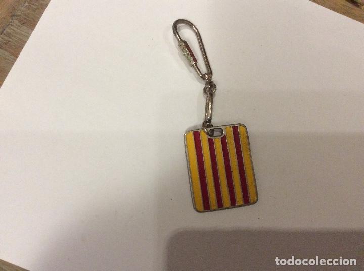 Coleccionismo de llaveros  Llavero f.c barcelona 76287a3bd57
