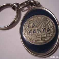 Colecionismo de porta-chaves: LLAVERO MUSIC BAR LA XARXA BADALONA. Lote 79790929
