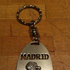 Coleccionismo de llaveros: LLAVERO MADRID . Lote 81028483