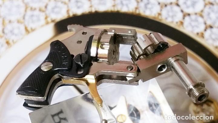 Coleccionismo de llaveros: LLAVERO PRECIOSO MICRO REVÓLVER XITHOS AUTOMATIC: ACERO Y BRONCE - AUSTRIA 1.980 ¡¡¡SÓLO HOY!!!! - Foto 22 - 82026640