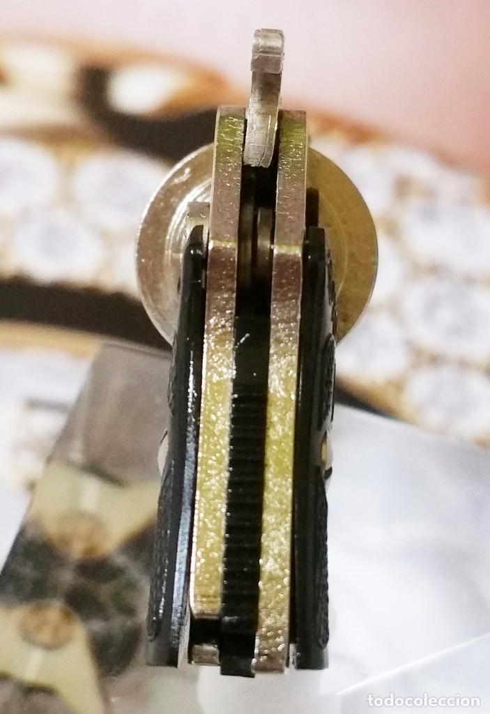 Coleccionismo de llaveros: LLAVERO PRECIOSO MICRO REVÓLVER XITHOS AUTOMATIC: ACERO Y BRONCE - AUSTRIA 1.980 ¡¡¡SÓLO HOY!!!! - Foto 44 - 82026640