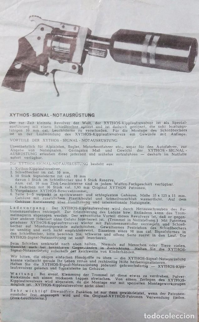Coleccionismo de llaveros: LLAVERO PRECIOSO MICRO REVÓLVER XITHOS AUTOMATIC: ACERO Y BRONCE - AUSTRIA 1.980 ¡¡¡SÓLO HOY!!!! - Foto 57 - 82026640