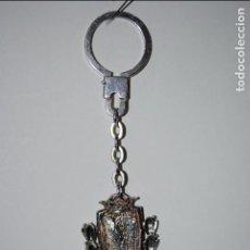 Coleccionismo de llaveros: LLAVERO DE PLATA . Lote 82335344
