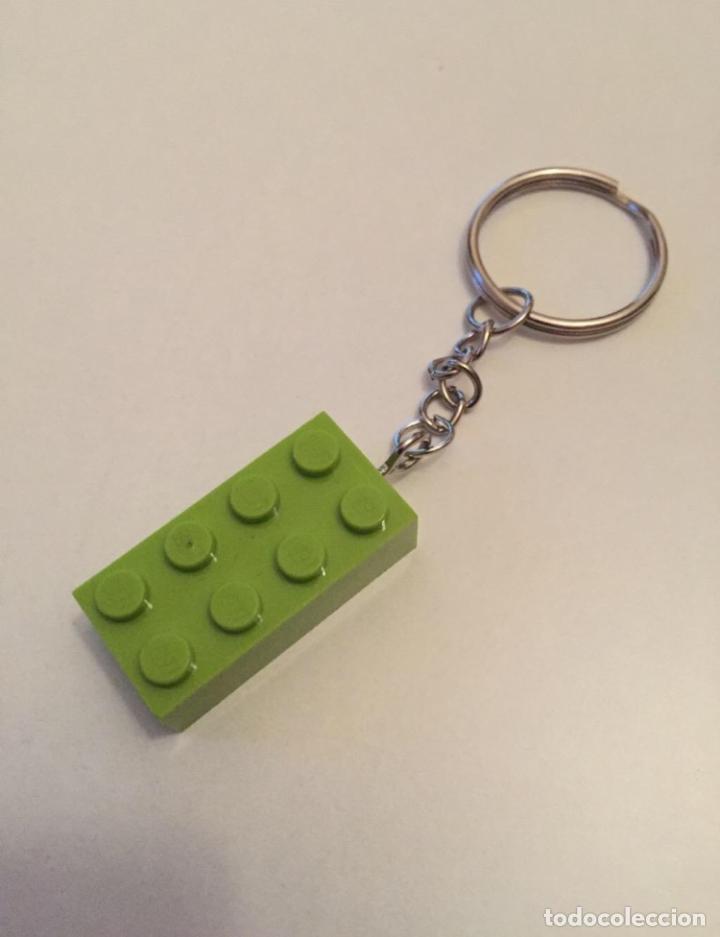 LLAVERO LEGO - LLAVERO (Coleccionismo - Llaveros)