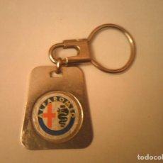 Coleccionismo de llaveros: LLAVERO ALFA ROMEO. Lote 87093884