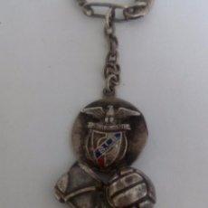 Coleccionismo de llaveros: LLAVERO EQUIPO DE FÚTBOL SPORTING DE LISBOA PORTUGAL. Lote 87855180