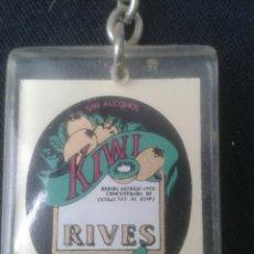 Coleccionismo de llaveros: LLAVERO METACRILATO RIVES. Lote 88152906