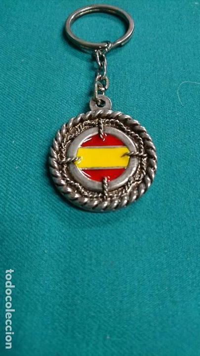Coleccionismo de llaveros: LLAVERO ARMADA ESPAÑOLA, NUEVO - Foto 2 - 88813660