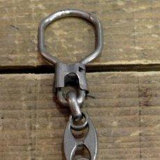 Coleccionismo de llaveros: SEVILLA, 1994, LLAVERO 30 ANIVERSARIODE LA POLICIA LOCAL, MUY RARO. Lote 89163516