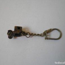 Coleccionismo de llaveros: LLAVERO ANTIGUO COCHE ANTIGUO EPOCA. Lote 90505460