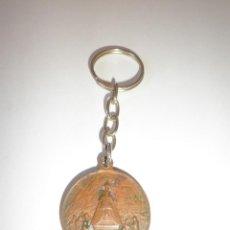 Coleccionismo de llaveros: LLAVERO ANTIGUO NUESTRA SEÑORA DE MONTSERRAT. Lote 91370300