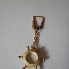 Coleccionismo de llaveros: LLAVERO ANTIGUO TIMON BARCO. Lote 91379470