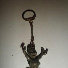 Coleccionismo de llaveros: LLAVERO ANTIGUO MASI BOU VALLS. Lote 92045010