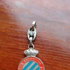 Coleccionismo de llaveros: LLAVERO DEL RCD ESPAÑOL. Lote 94209835