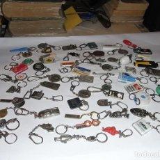 Coleccionismo de llaveros: 60 LLAVEROS. Lote 96259419