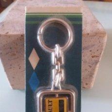 Coleccionismo de llaveros: LLAVERO RENAULT. Lote 96914411