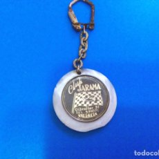 Coleccionismo de llaveros: LLAVERO ANTIGUO DE CLUB JARAMA,. Lote 97320448