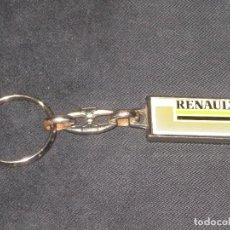Coleccionismo de llaveros: LLAVERO RENAULT. Lote 101050771