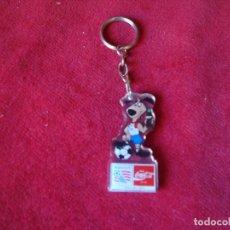Collectionnisme de portes-clés: LLAVERO COCA COLA MUNDIAL USA 94. Lote 101098087