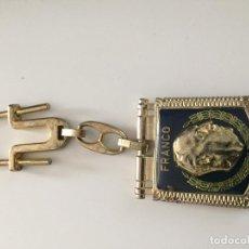 Coleccionismo de llaveros: LLAVERO - FRANCO - LLAVEROS B. Lote 101198715